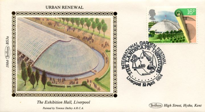 Urban Renewal, The Exhibition Hall, Liverpool