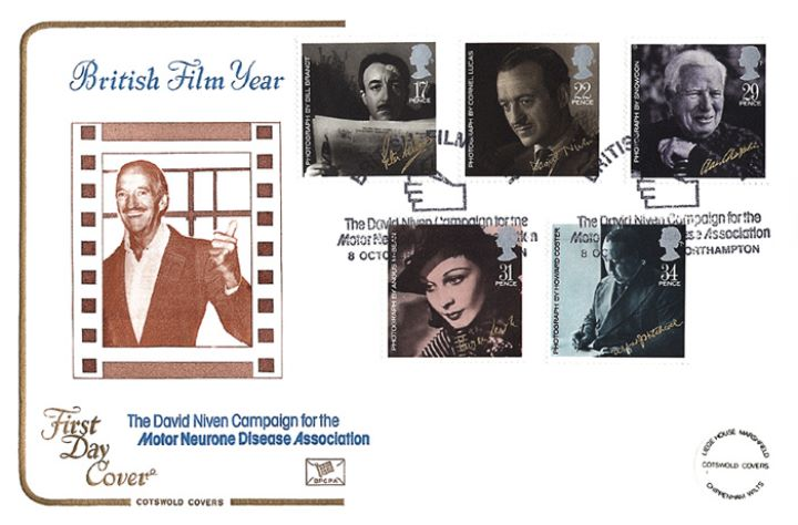 British Film Year, David Niven