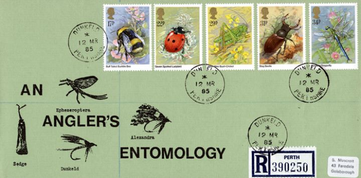 British Insects, An Angler's Entomology