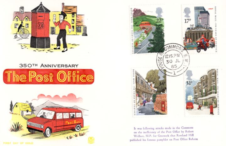 The Royal Mail, The Post Office