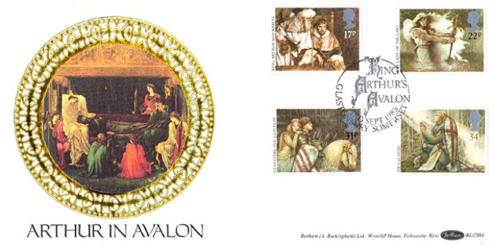 Arthurian Legend, Arthur in Avalon