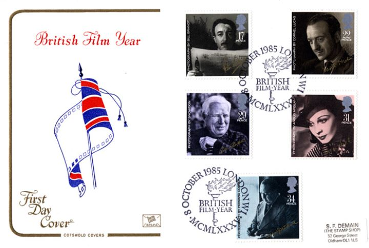 British Film Year, Union Jack/Film