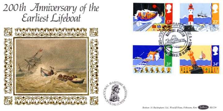 Safety at Sea, 200th Anniversary of Lifeboat