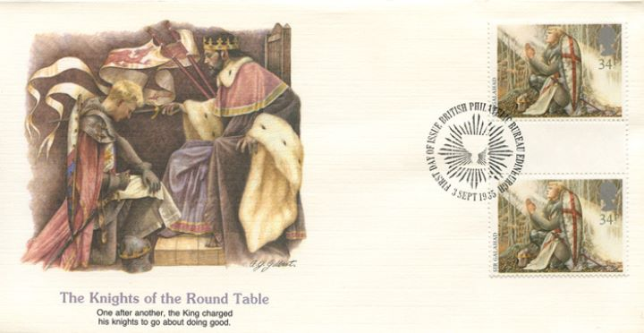 Arthurian Legend, Knights of the Round Table