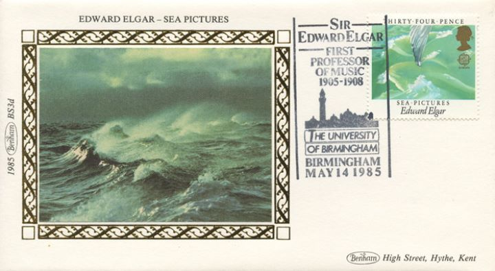 British Composers, Sea Storm