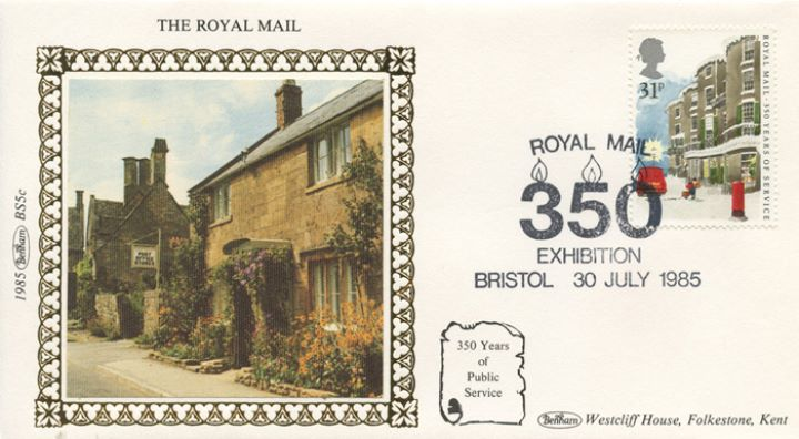 The Royal Mail, Cotswold Post Office