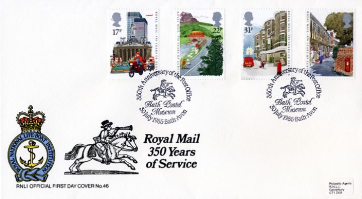The Royal Mail, RNLI Official