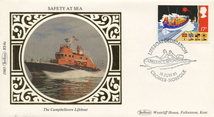 Safety at Sea, The Campbelltown Lifeboat
