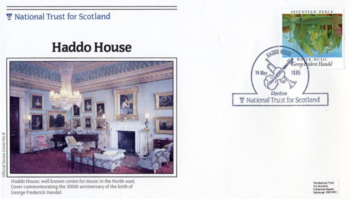 British Composers, Haddo House