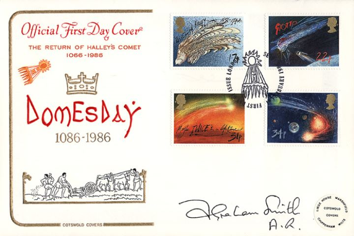 Halley's Comet/Domesday
