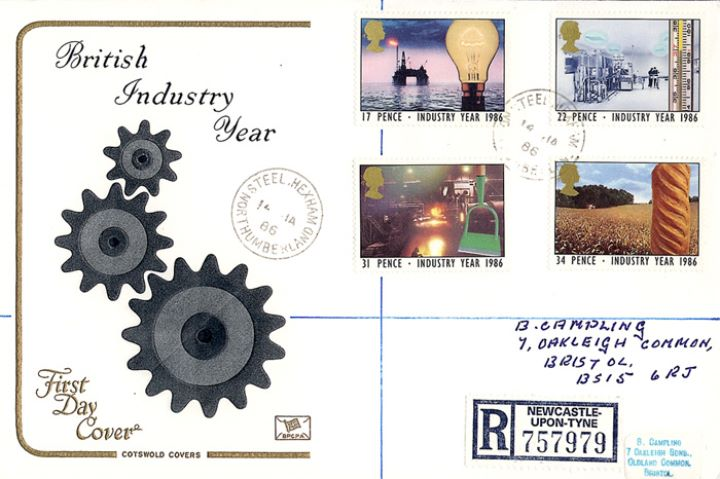 Industry Year, The Cogs of Industry