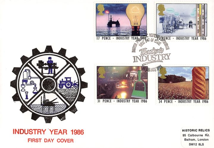Industry Year, Cogs of Industry