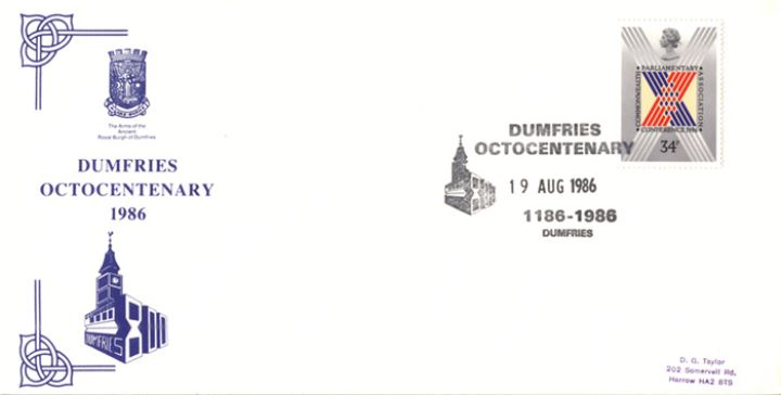 Parliament 1986, Dumfries Octocentenary