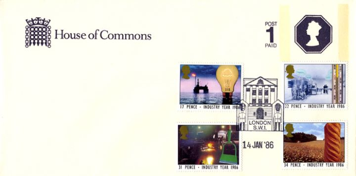 Industry Year, House of Commons Stationery