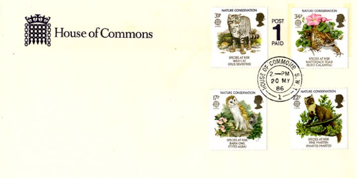 Species at Risk, House of Commons Stationery