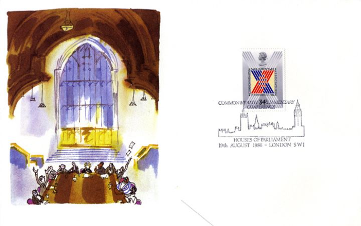 Parliament 1986, Westminster Hall