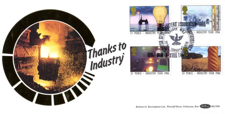 Industry Year, British Steel