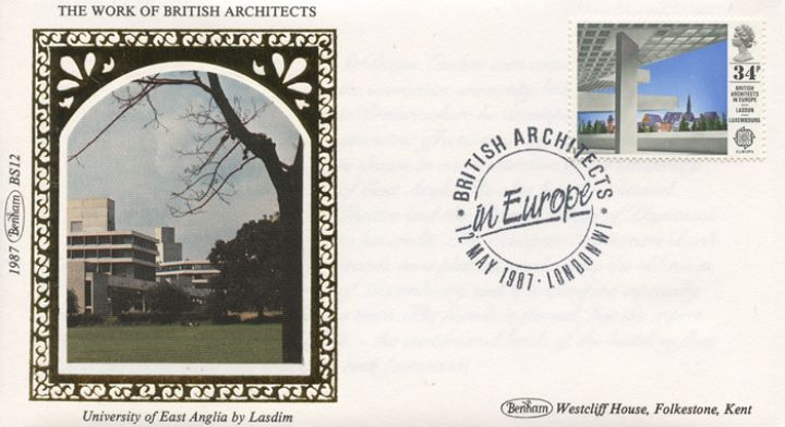 British Architects in Europe, University of East Anglia