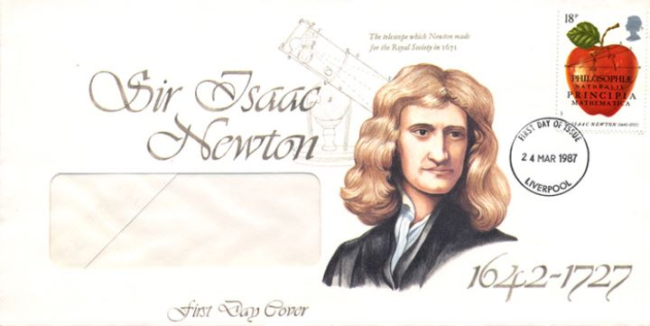 Sir Isaac Newton, Newton and his Telescope