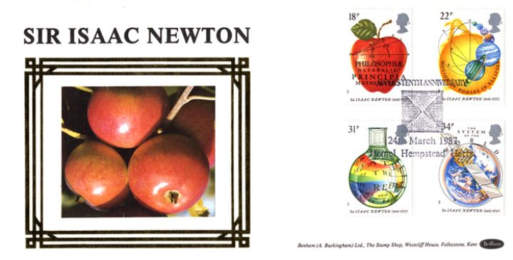 Sir Isaac Newton, Apples