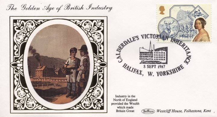 Victorian Britain, Industry in the north of England