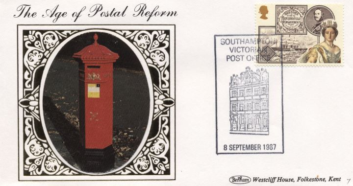 Victorian Britain, Post Box