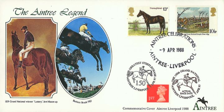 The Aintree Legend, 150th Anniversary of Aintree