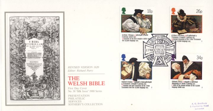 Welsh Bible, The Revised Version 1620