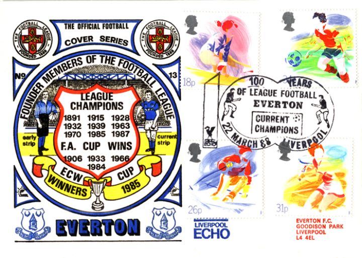 Sports Organisations, Everton Football Club