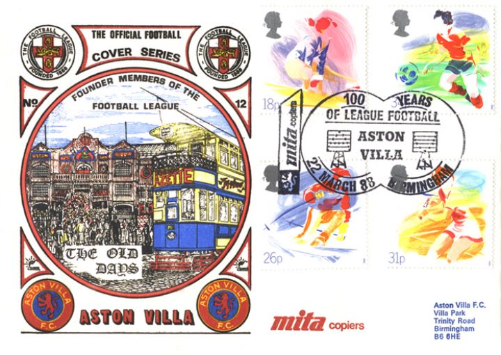 Sports Organisations, Aston Villa