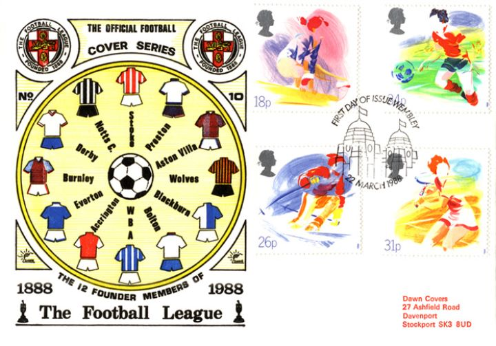 Sports Organisations, The Football League