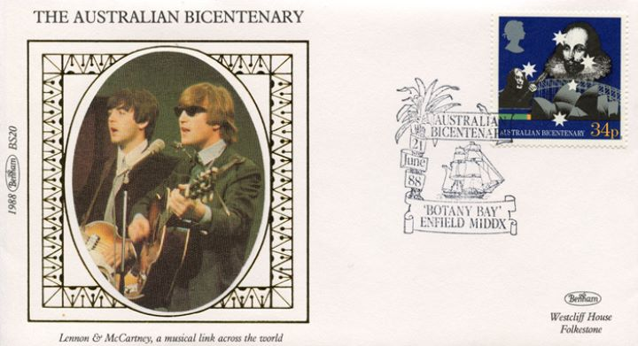Australian Bicentenary, Lennon & McCartney