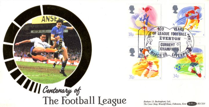 Sports Organisations, Centenary of Football League