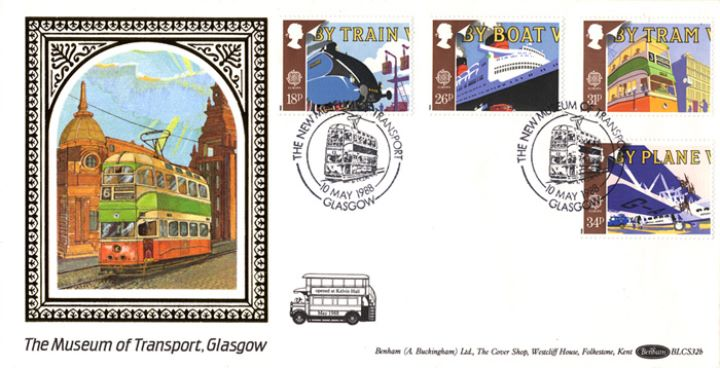 Transport, Glasgow Tram