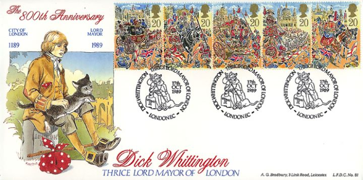 Lord Mayor's Show, Dick Whittington