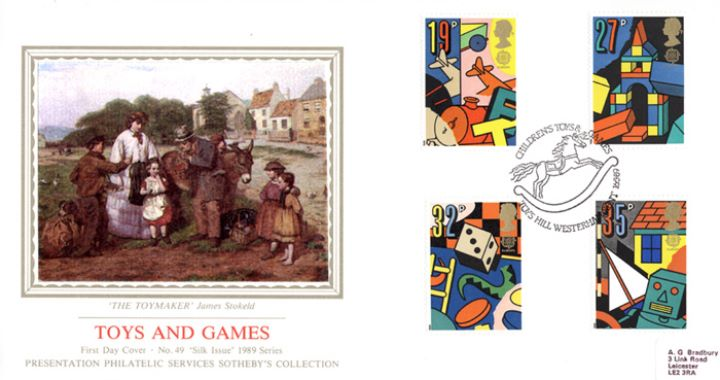 Games & Toys, The Toymaker