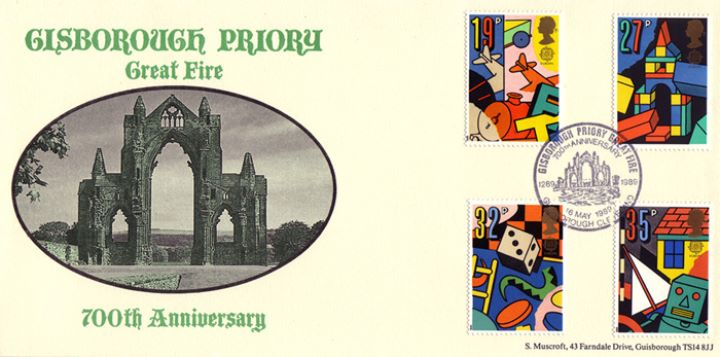 Games & Toys, Gisborough Priory