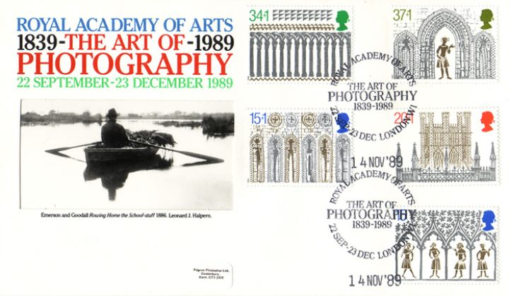 Christmas 1989, The Art of Photography