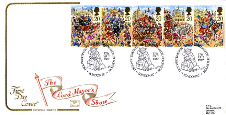 Lord Mayor's Show, Banner for the Show