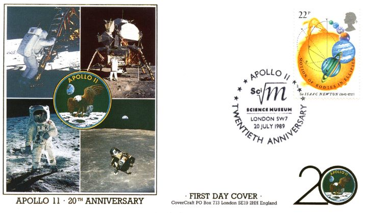 20th Anniversary, Apollo 11