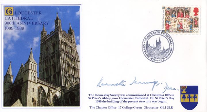 Gloucester Cathedral, 900th Anniversary