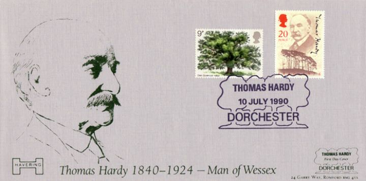 Thomas Hardy, Man of Wessex