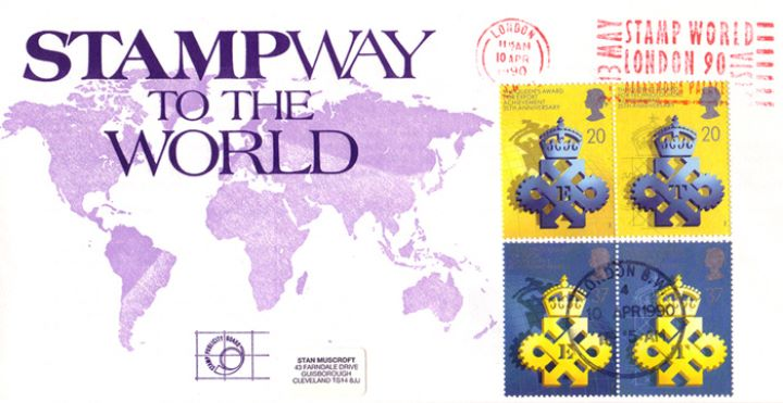 Queen's Awards to Industry, Stampway to the World