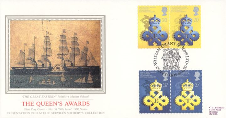 Queen's Awards to Industry, The Great Eastern