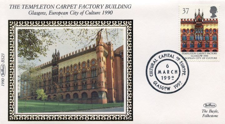 Europa 1990, Templeton Carpet Factory