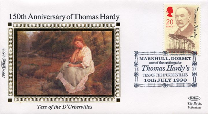 Thomas Hardy, Tess of the D'Urbervilles