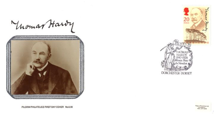 Thomas Hardy, Portrait
