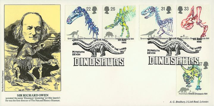 Dinosaurs, Sir Richard Owen
