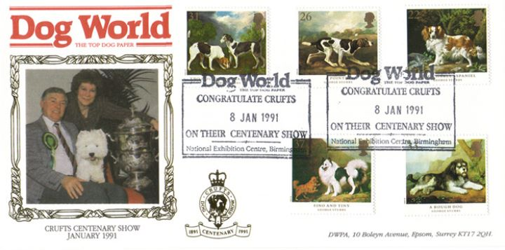 Dogs: Paintings by Stubbs, Dog World - the top dog paper