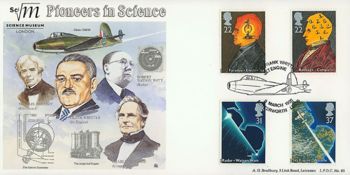 Scientific Achievements, Science Museum
